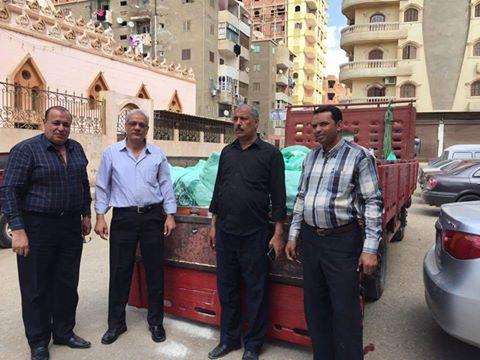 Photo of تموين الفيوم : ضبط طن دقيق مهرب بمخبر بطاميه