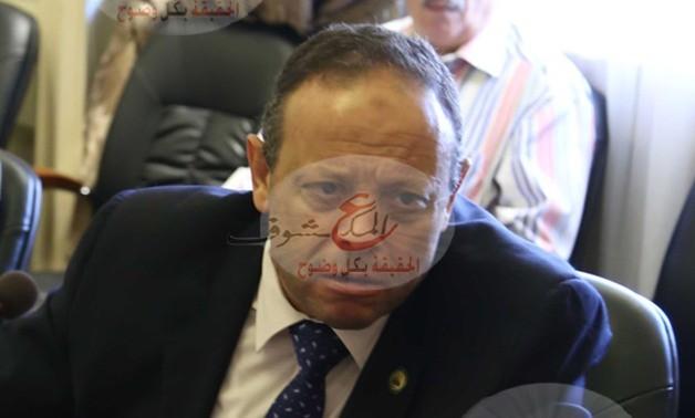 النائب عاطف عبدالجواد يطالب لجنة العفو الرئاسى بعدم ضم أعضاء من الإخوان فى القائمة الثالثة المنتظرة.