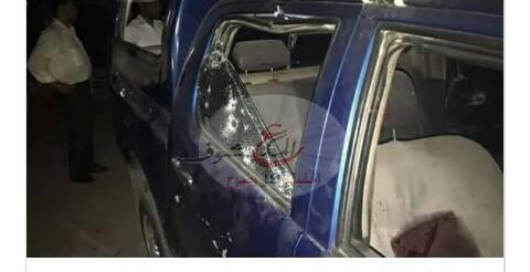 إستمرارا للحوادث الإرهابية الغادرة التي تستهدف رجال الشرطة المصرية صرح مسئول