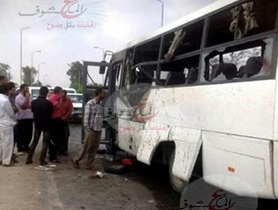 Photo of أحداث يوم كامل لحادث المنيا الإرهابي… والمفتي يعلن إلغاء الإحتفال برؤية الهلال