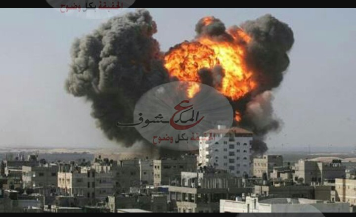 "Photo of "" الطيران السورى "" يقصف عدداً من المدن الحدودية اللبنانية"