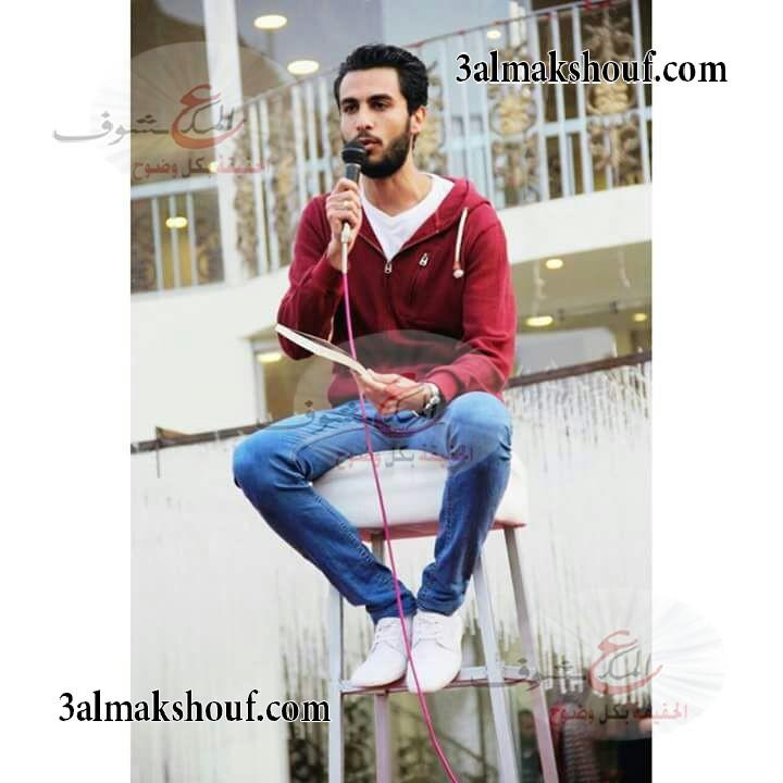 """Photo of """" أحمد حسن """" .. بدايته """" كاراتيه """" ونهايته """" يونس """" !"""