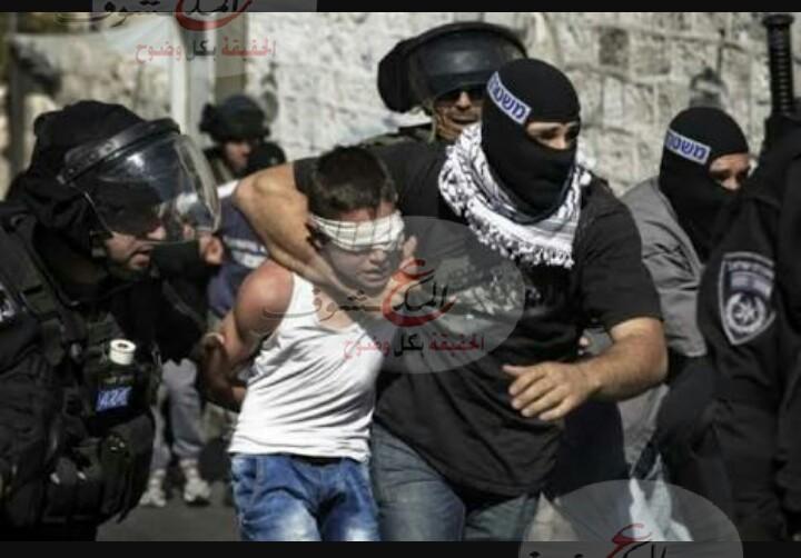 "Photo of إختطاف ثلاثه فلسطينيين من قبل "" مستعربين """