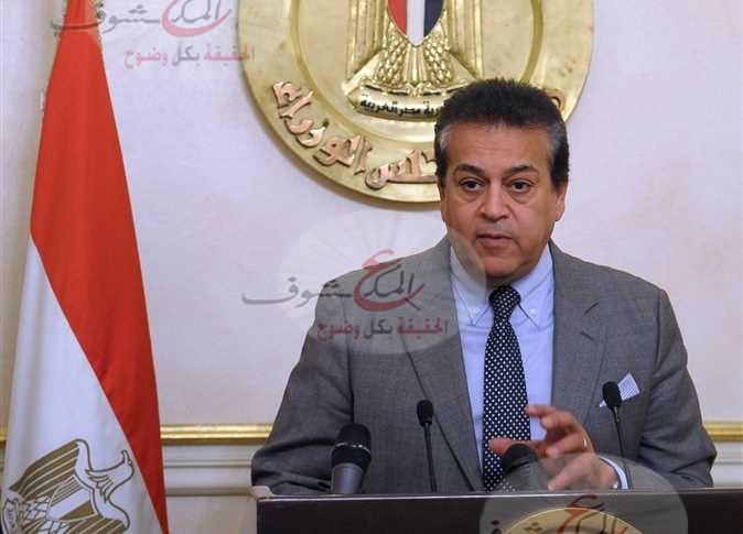 إعلان نتيجة تنسيق الطلاب الوافدين المقبولين بالمرحلة الأولى للإلتحاق بالجامعات والمعاهد الحكومية المصرية