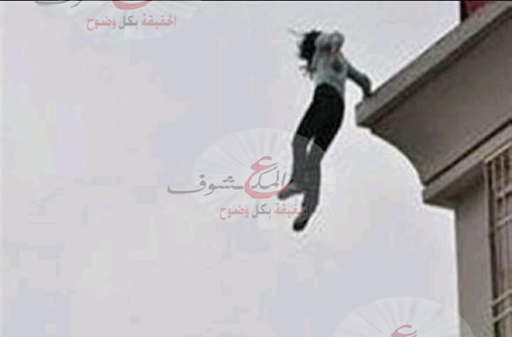 "Photo of تقفز من الدور الرابع هربا من ""فأر"" بالعمرانية"