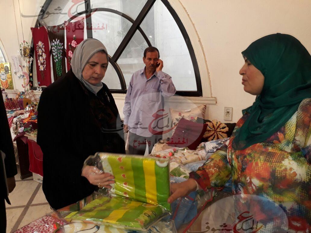 Photo of التعليم:- تميز منتجات محافظتى البحيرة والوادى الجديد في معرض المدرسة المنتجة