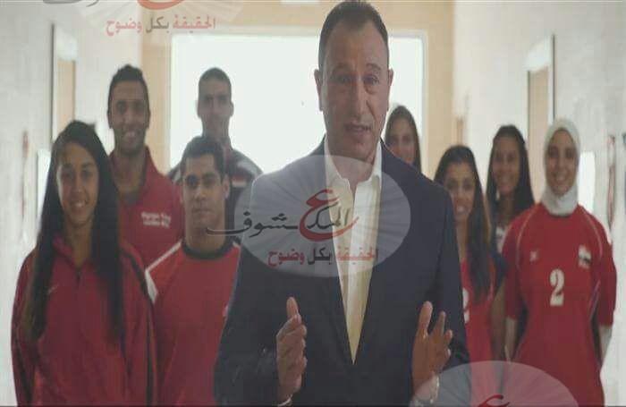 Photo of الخطيب في زياره انتخابيه لفرع النادي بمدينه نصر