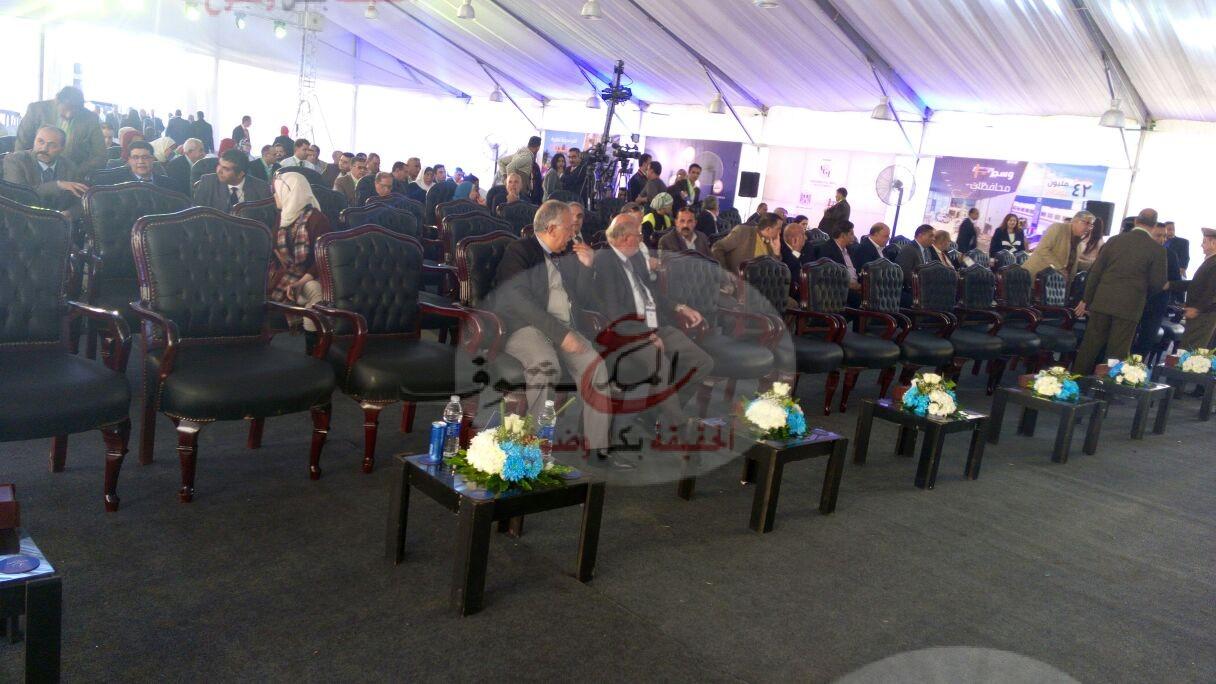 Photo of بالصور .. مقتطفات من فاعليات حفل وضع حجر أساس المنطقة اللوجستية