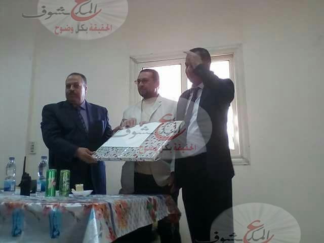 Photo of الطيبي … تكريم وتحفيز الوحدة المحلية بقرية ريفا افضل وحدة بمركز ومدينة أسيوط