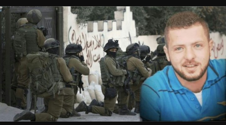 "Photo of قوات الإحتلال الإسرائيلي تغتال المطارد "" أحمد نصر جرار """