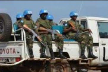 مصر تعرب عن تعازيها لموريتنيا في مقتل قوات  حفظ السلام.