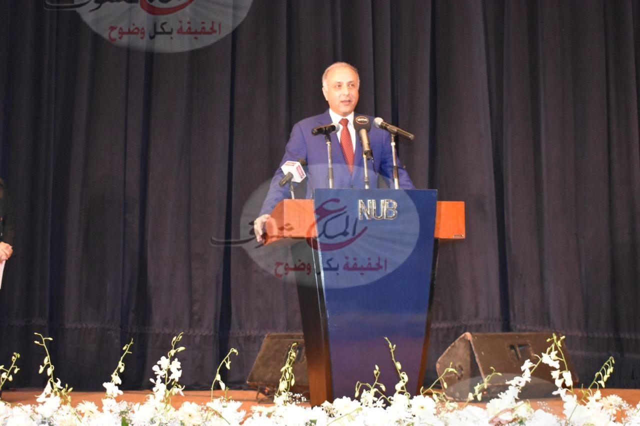 جامعة النهضة تكشف عن  بدء المحاضرات السابعة صباحا في العام الدراسي الجديد