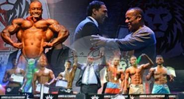 الإستعدادات النهائية لإطلاق بطولة أحمد علي الدولية لكمال الأجسام غداً في إستاد القاهرة