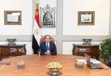 "Photo of السيسي يبحث مع وزير الدفاع ""حماية الحدود البرية والبحرية"""