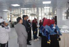 Photo of شباب جامعة القاهرة في زيارة لمصنع الإلكترونيات التابع للهيئة العربية للتصنيع